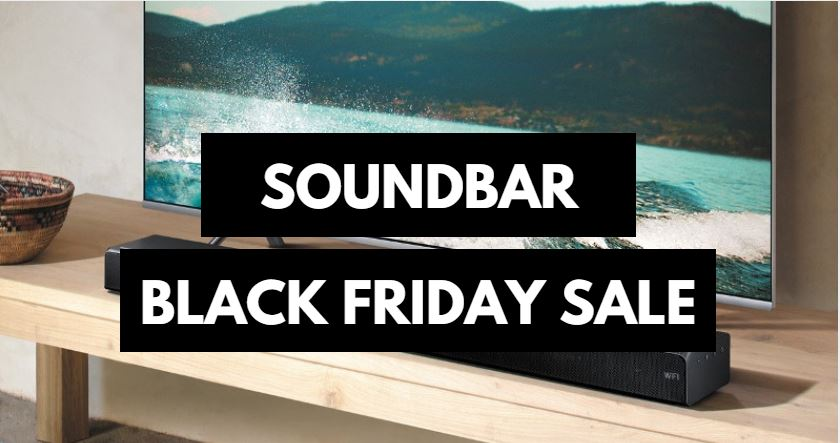 Christmas Boxing Day Soundbar S Deals