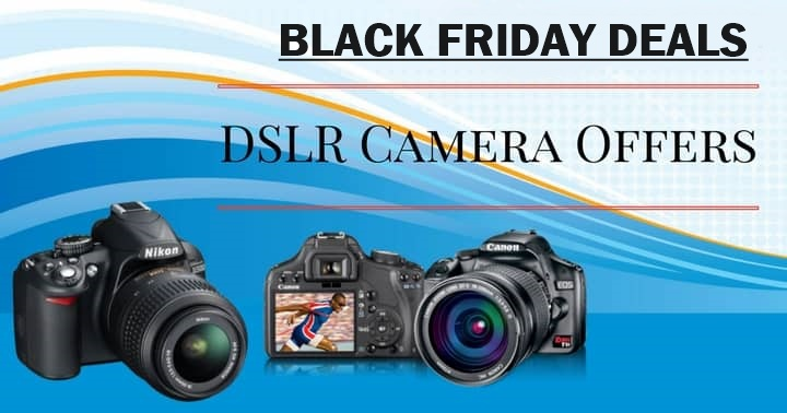 Best Canon 5D (Mark ii, iii, iv) Camera Black Friday & Cyber Monday Deals 2019