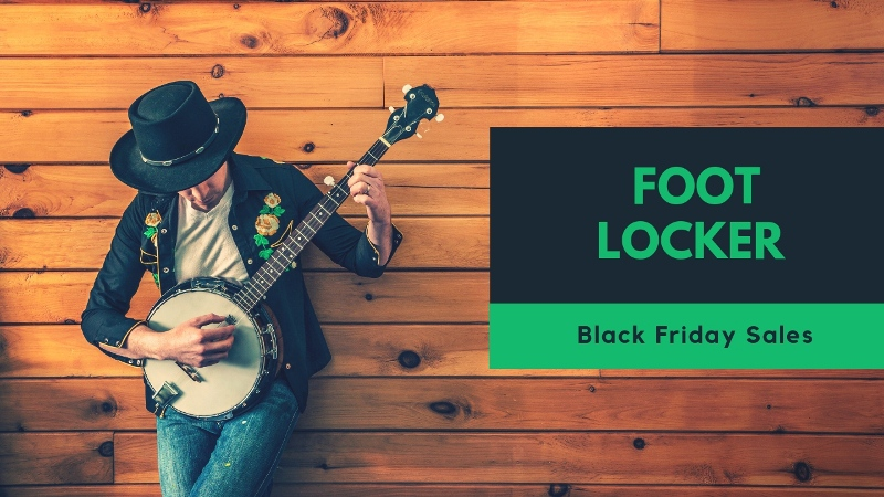 Foot Locker Black Friday Sale, Deals, Coupons and Ads 2019