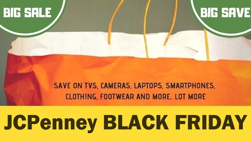 JCPenney Black Friday 2018 Ads, Deals and Sales – BlackFridaySalez.com