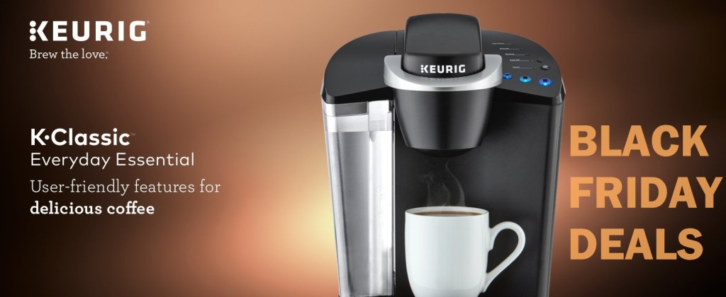 Keurig K15 Coffee Maker Black Friday 2020 and Cyber Monday Deals