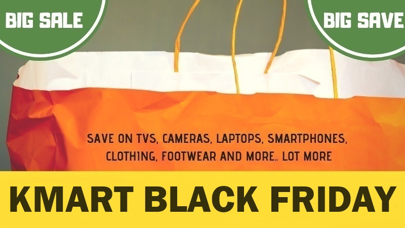 Kmart Black Friday Sale, Deals, Coupons and Ads 2019