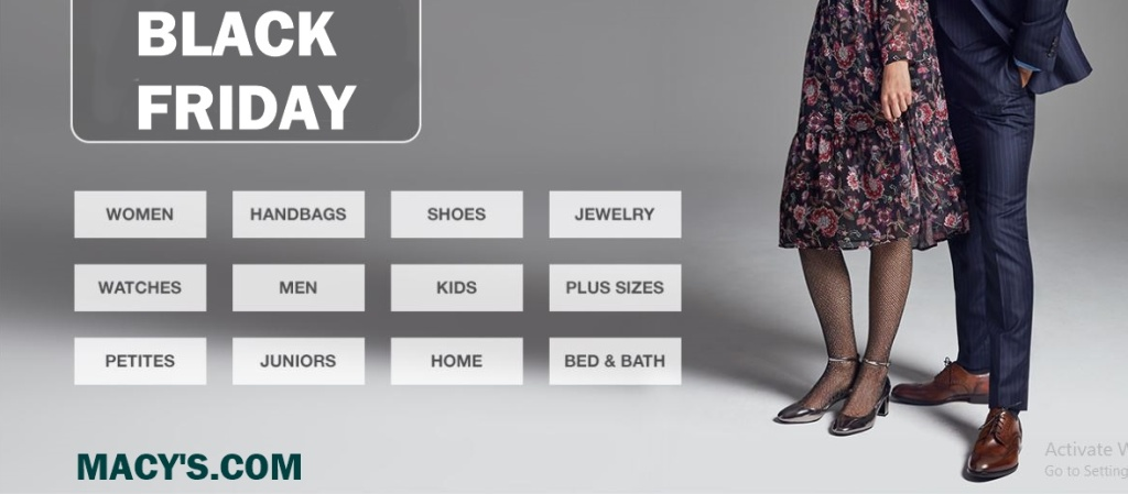 Macy's Black Friday Sale, Deals, Coupons and Ads 2020