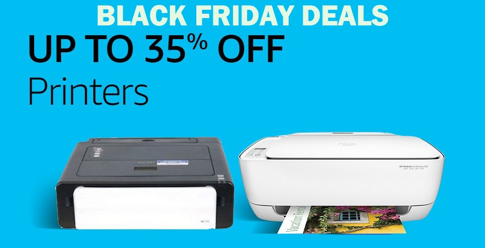 HP Printer Black Friday