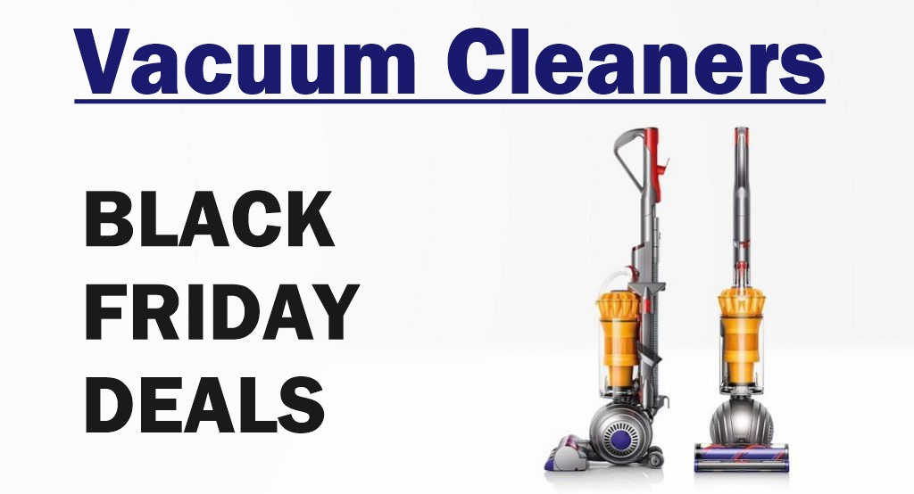 Best Shark Vacuum Cleaner Black Friday & Cyber Monday Deals 2019