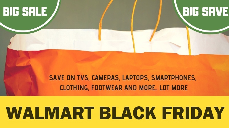 Walmart Black Friday Sales & Deals 2018