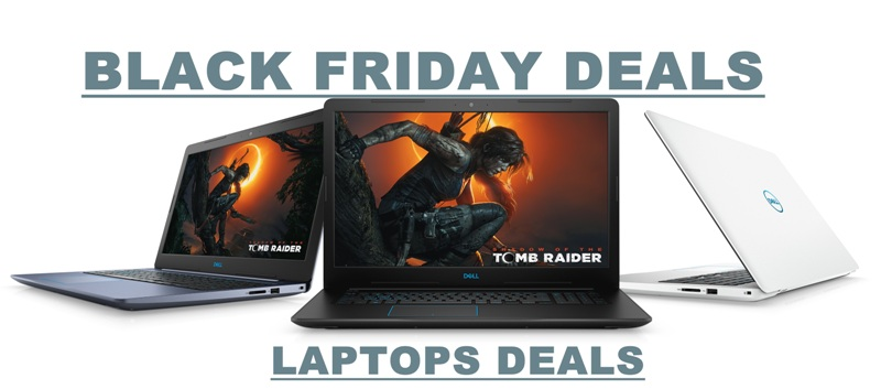Best Dell Inspiron 15 7577 Black Friday & Cyber Monday Deals | 2019