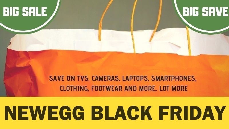 newegg Black Friday Sales & Deals 2019