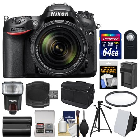10 Best Nikon D7200 Camera Black Friday & Cyber Monday Deals 2019 3