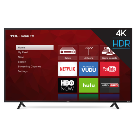 10 Best TCL 55S405 4K UHD Roku Smart LED TV Black Friday Deals | 2019 1