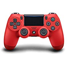 Sony DualShock 4 Wireless Controller for PlayStation 4 - Red Two Tone (CUH-ZCT2U)