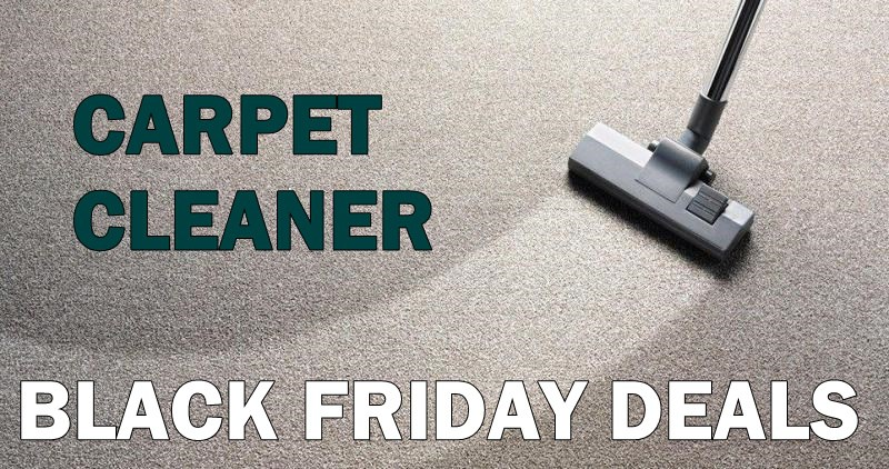 Bissell Big Green Black Friday and Cyber Monday Deals 2020