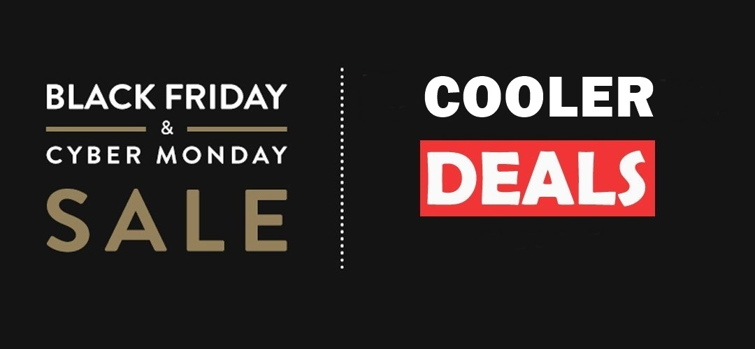 Coleman Cooler Black Friday 2020 and Cyber Monday Deals