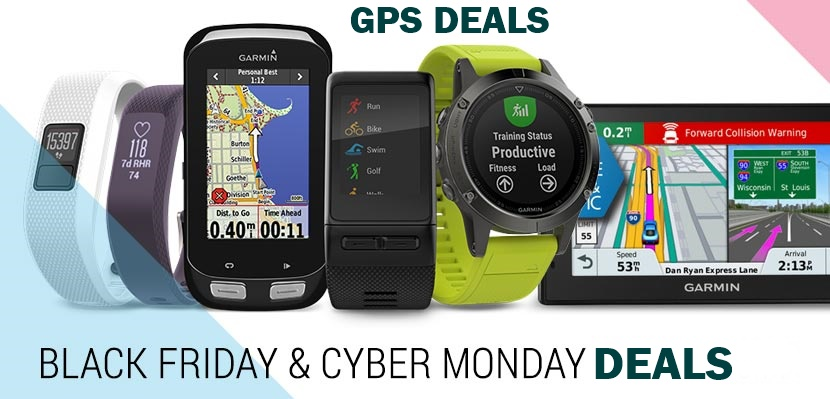Garmin Edge 20 & 25 Black Friday & Cyber Monday Deals 2019