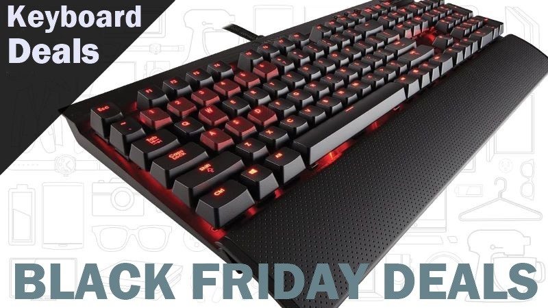 HyperX Alloy FPS Black Friday & Cyber Monday Deals 2019