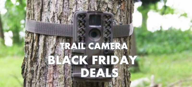 10 Best Trail Camera Black Friday & Cyber Monday Deals | 2019 1