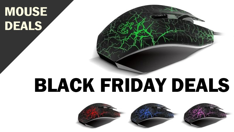 Logitech G502 Black Friday & Cyber Monday Deals 2019