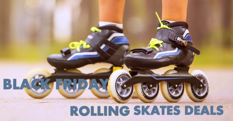 20 Best Rolling Skates Black Friday & Cyber Monday Deals | Sep 2019 1