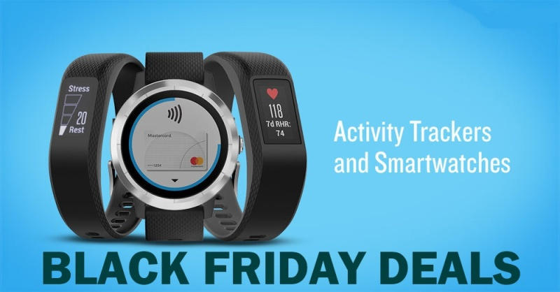 Garmin Vivoactive 3 Black Friday & Cyber Monday Deals 2019