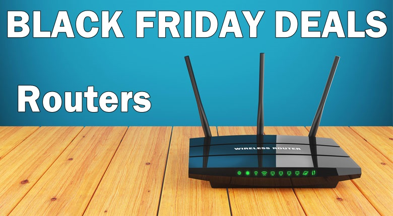 Netgear Nighthawk X6 AC3200 Black Friday & Cyber Monday Deals 2019 2019