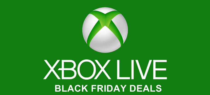 Xbox Live Black Friday and Cyber Monday Sale 2021 & Deals