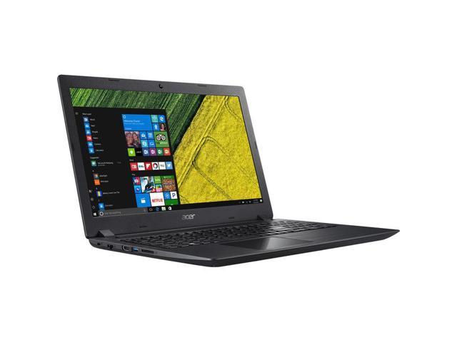 "Acer Aspire 3 15.6"" High Performance Laptop PC,AMD A9-9420 (Up to 3.6GHz), 6GB RAM, 1TB HDD,Windows 10 (Black)"