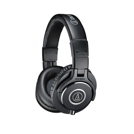 10 Best Audio-Technica ATH-M40x Black Friday & Cyber Monday Deals 2019 1