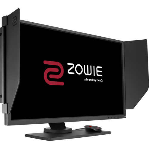 BenQ Zowie 24 inch Full HD Gaming Monitor - 1080p 1ms Response Time for Competitive Esports Gaming, Dual HDMI, DVI-D, D-Sub (RL2455)