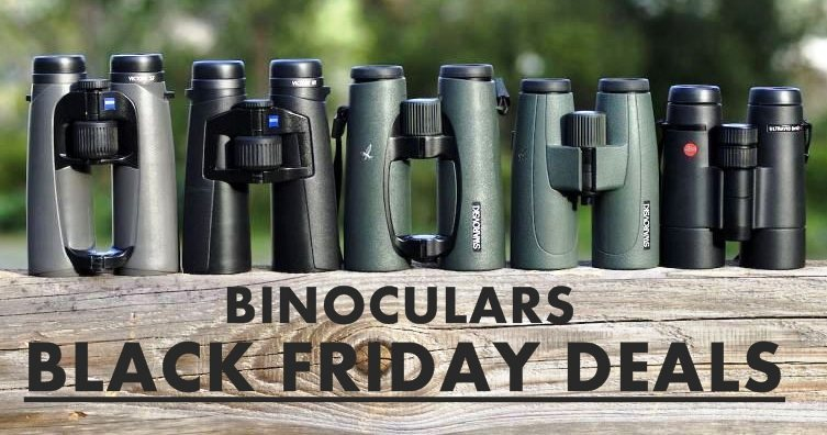Binoculars Black Friday and Cyber Monday Deals 2019