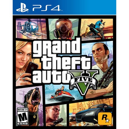 10 Best GTA 5 PS4 Game Black Friday & Cyber Monday Deals | 2019 2