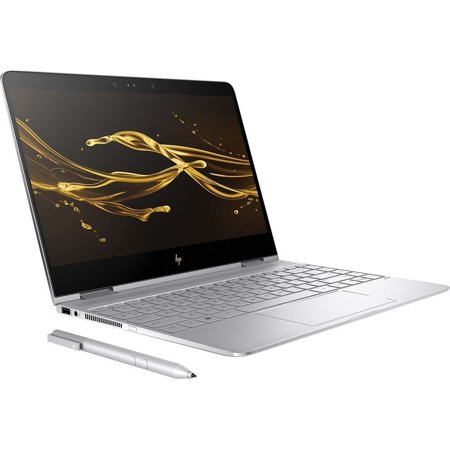 "HP - Spectre x360 2-in-1 13.3"" Touch-Screen Laptop - Intel Core i7 - 8GB Memory - 256GB Solid State Drive"