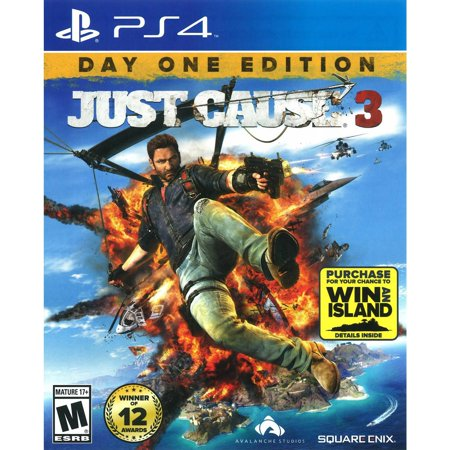10 Best Just Cause 3 PS4 Game Black Friday & Cyber Monday Deals | 2019 2