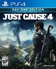 10 Best Just Cause 4 PS4 Game Black Friday & Cyber Monday Deals | 2019 2