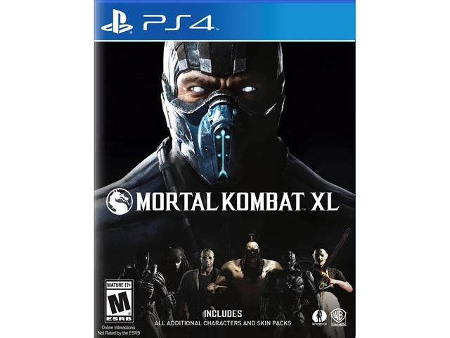 10 Best Mortal Kombat XL PS4 Black Friday & Cyber Monday Deals | 2019 1