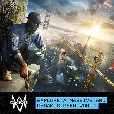 10 Best Watch Dogs 2 PS4 Black Friday & Cyber Monday Deals | 2019 3