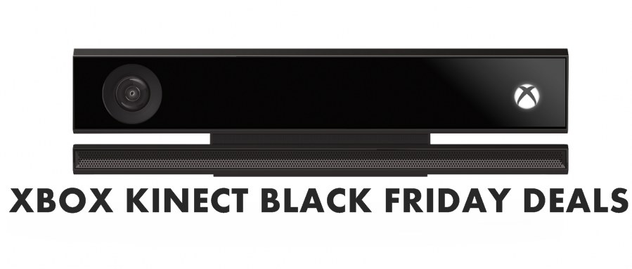 Best Xbox Kinect Black Friday & Cyber Monday Deals