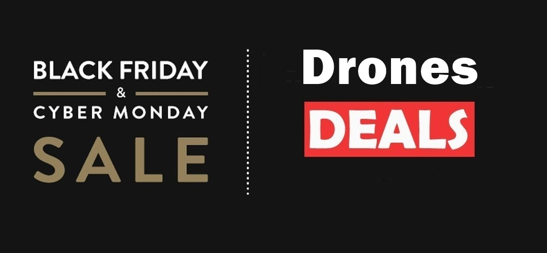 DJI Phantom 4 Black Friday & Cyber Monday Deals 2019