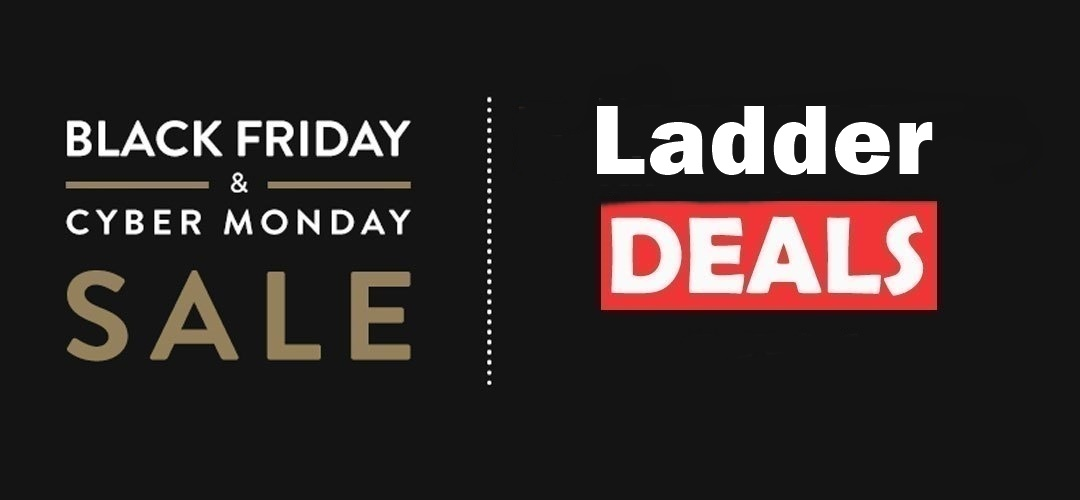 Ladder Black Friday and Cyber Monday Deals 2019