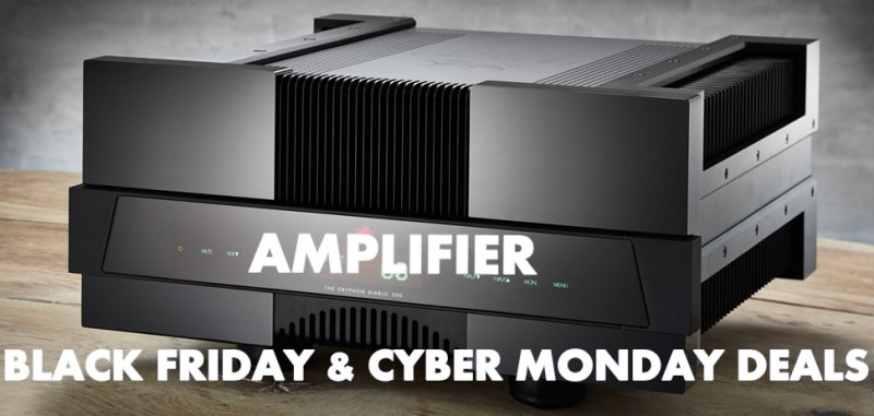 Best Yamaha WXC-50 Amplifier Black Friday and Cyber Monday Deals 2019