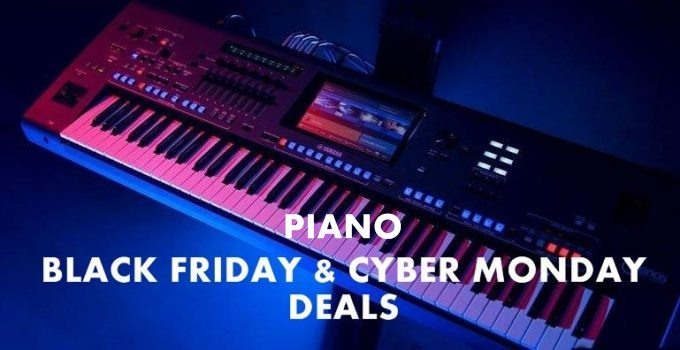 5 Best Yamaha P45 Digital Piano Black Friday 2020 Cyber Monday Deals