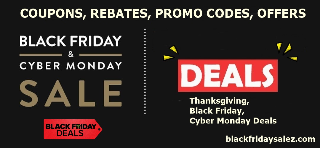 Black Friday and Cyber Monday Deals 2019 1