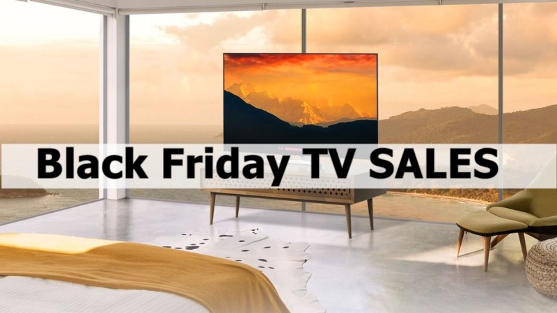 Best Black Friday and Cyber Monday TV Deals 2019