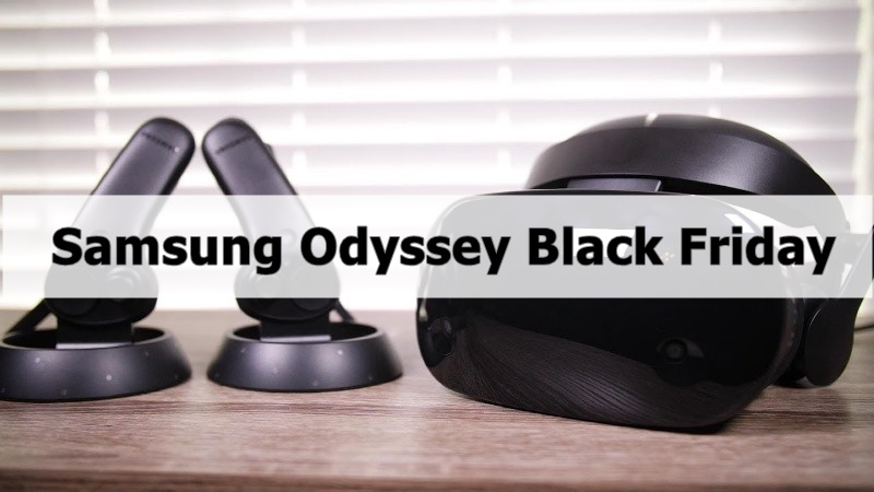 Best Samsung Odyssey Black Friday Deals 2020