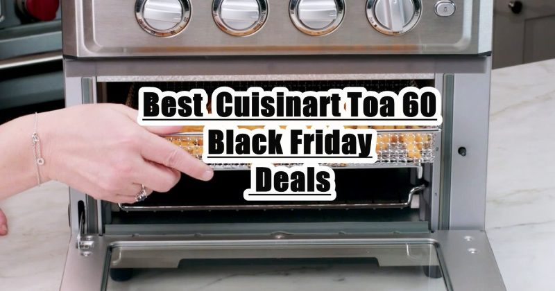 Breville Toaster Oven Air Fryer Black Friday All About