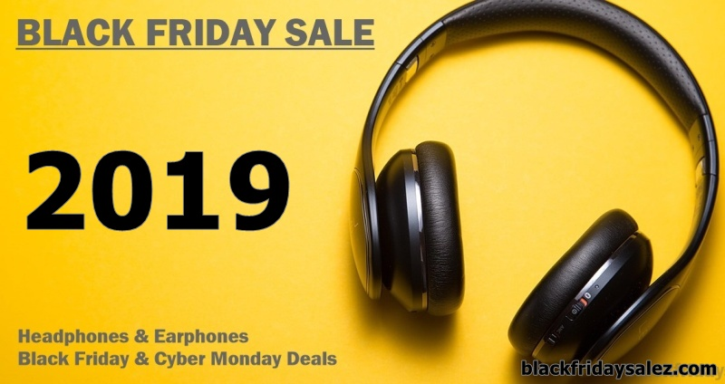 Sony MDR-1000X Headphone Black Friday and Cyber Monday Deals 2019