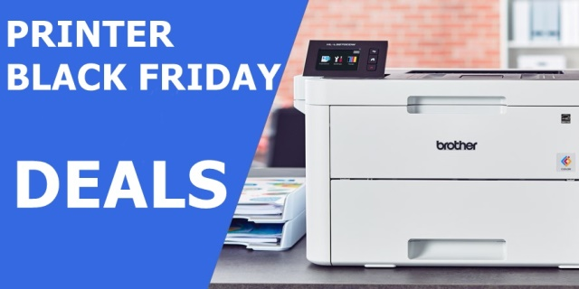 Printer Black Friday Deals 2019