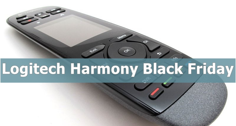 Best Logitech Harmony Black Friday and Cyber Monday Deals & Sales 2019