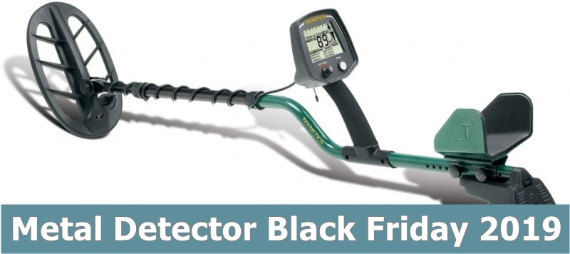 Best Metal Detector Black Friday and Cyber Monday Deals & Sales 2019