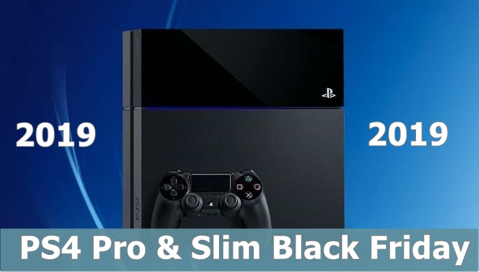 Best PS4 Pro & Slim Black Friday and Cyber Monday Sale 2020 & Deals