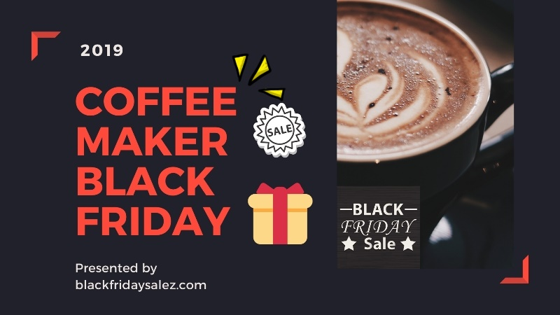 Best Ninja Coffee Maker Black Friday and Cyber Monday Sale 2020